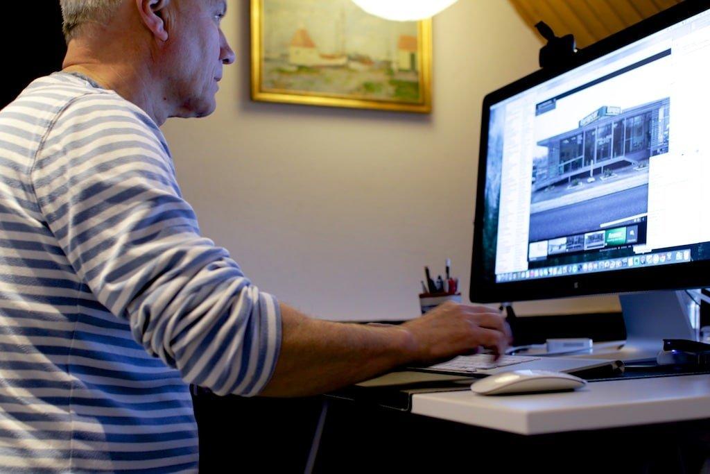 Dialogdesigneren på arbejde