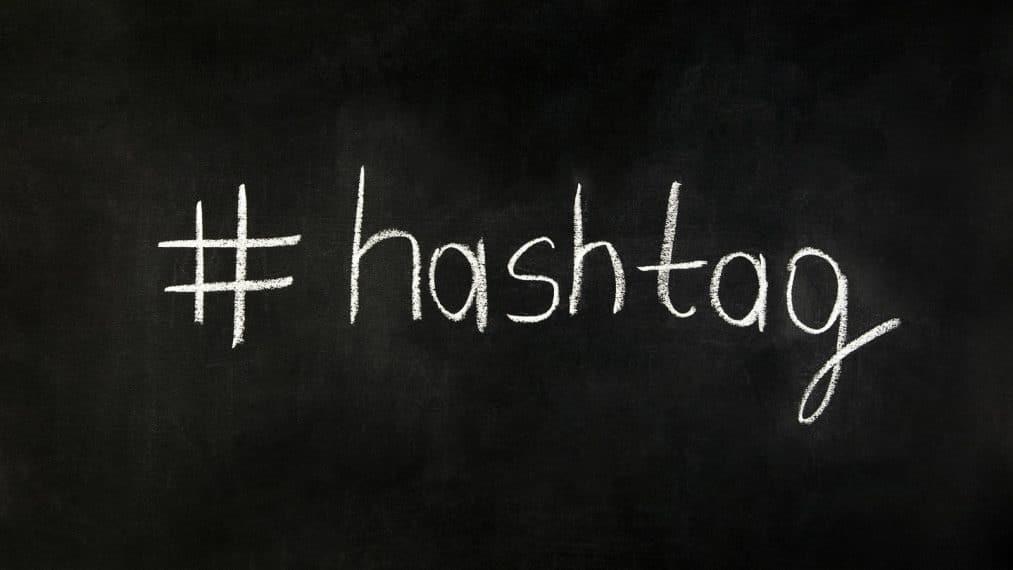 hashtags - hvad er det?