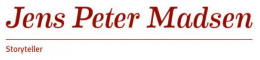 Historiefortæller Jens Peter Madsen website-logo-small