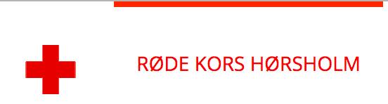 Røde Kors Hørsholm logo-small