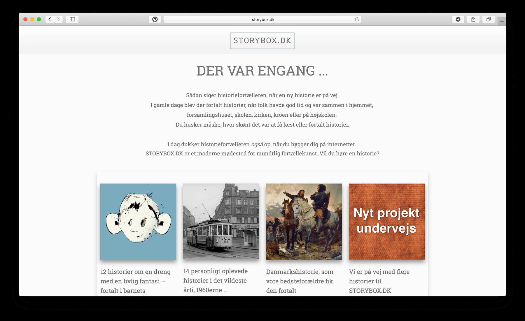 Storybox-dk
