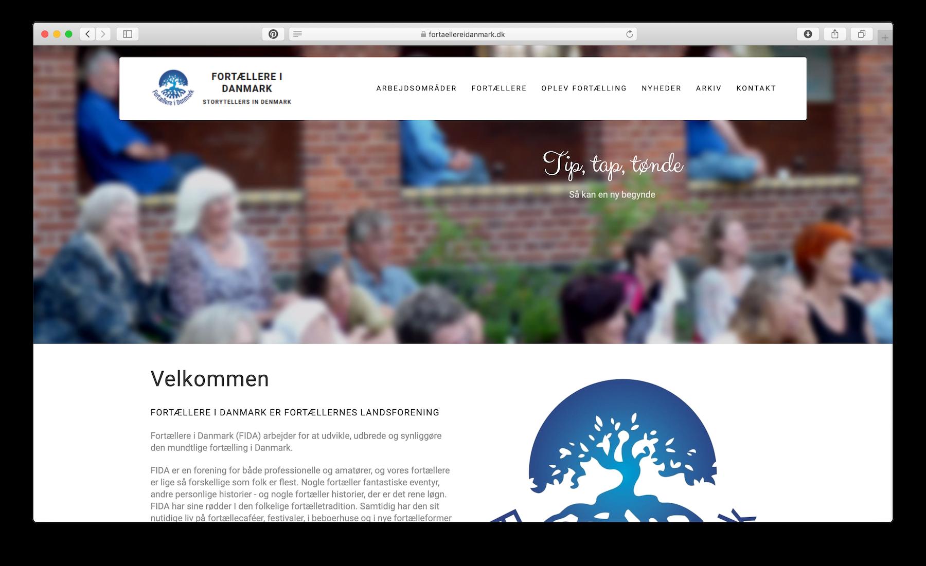 fortaellereidanmark_dk