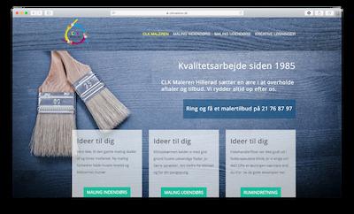 CLK Maleren Malerfirma Hillerød