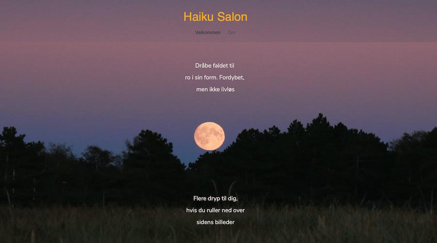 Haiku.salon