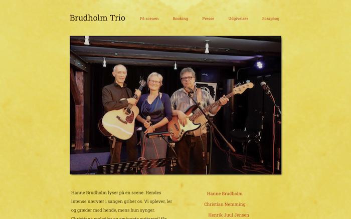 Brudholm Trio