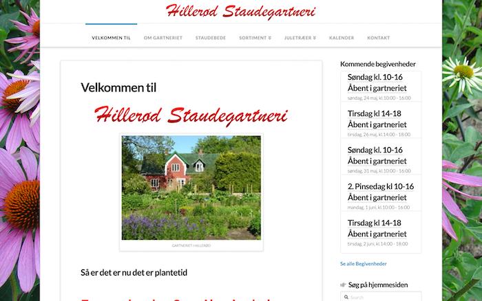 Hillerød Staudegartneri