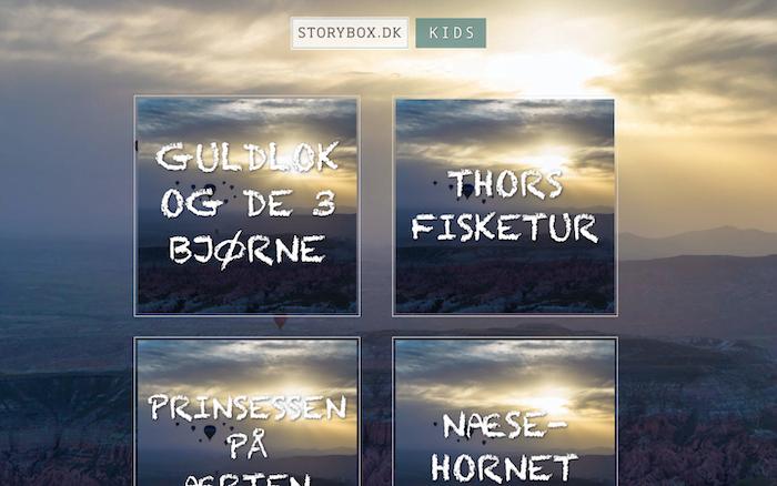 Storybox Kids