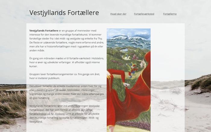 Vestjyllands Fortællere