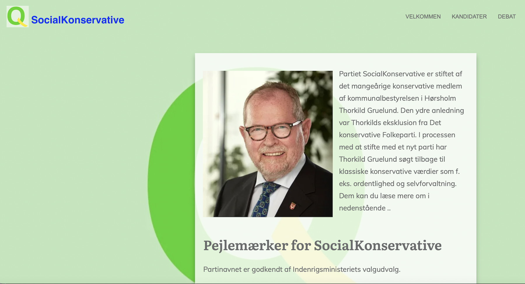 socialkonservative.dk